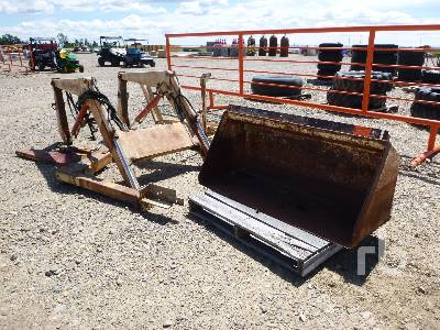 GREAT BEND 880 WorkMaster 60 In. Tractor Loader