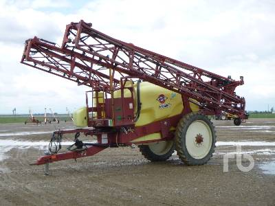 2003 HARDI COMMANDER PLUS 120 Ft High Clearance Field Sprayer