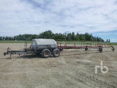 1990 FLEXI-COIL S62 80 Ft Field Sprayer