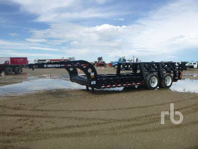 2008 TRAILTECH CT220TT 20 Ft 46000 Lb T/A Fifth Wheel