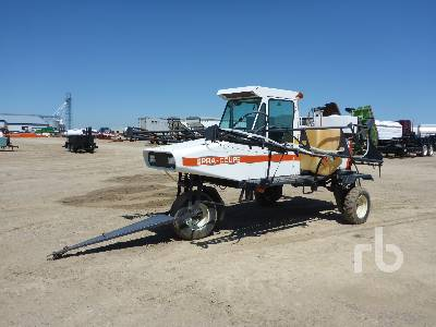 1986 SPRA-COUPE 215 60 Ft Sprayer