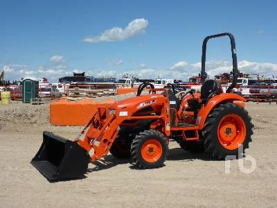 Unused 2018 KIOTI CK35 Utility Tractor