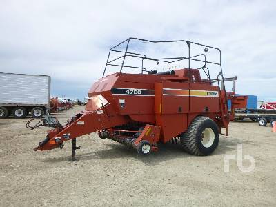 2003 HESSTON 4790 Big Square Baler