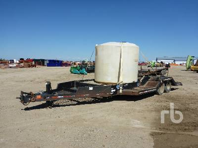 1996 WILLREN ST3 20 Ft T/A Sprayer Trailer