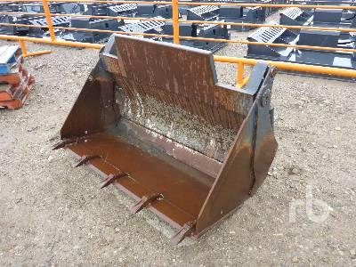 BAUMASCHINEN MZ066-1-35 62 In. Wheel Loader Bucket