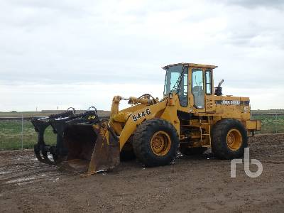 1993 JOHN DEERE 544G Wheel Loader
