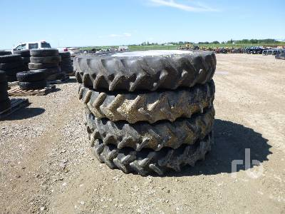 GOODYEAR Qty Of 4 320/90R46 Tire