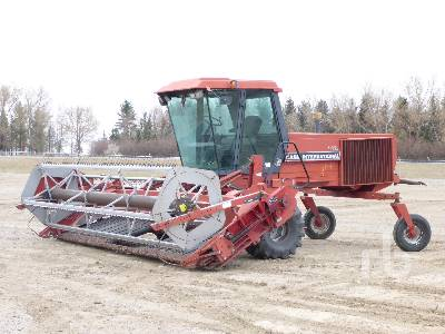 1995 CASE IH 8820 18 Ft Swather