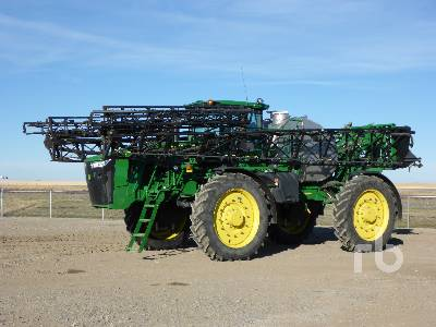 2013 JOHN DEERE 4940 120 Ft High Clearance Sprayer
