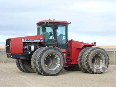 1996 CASE IH STEIGER 9350 4WD Tractor