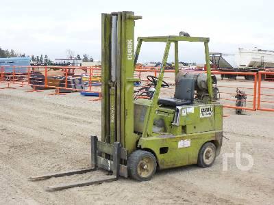 CLARK C300-50 4450 Lb Forklift