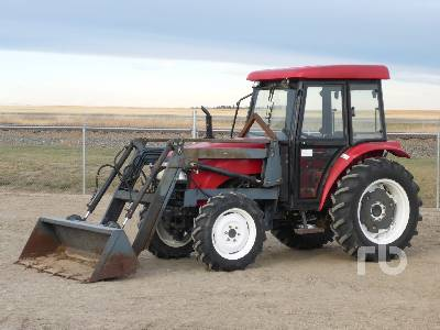 2010 ENFLY D0404 4WD Utility Tractor