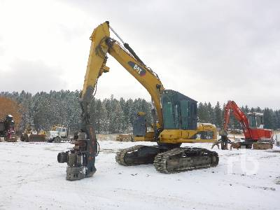 2013 CATERPILLAR 324DFM Crawler Processor
