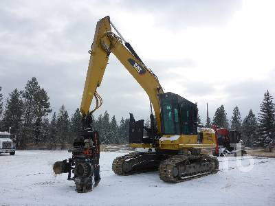 2016 CATERPILLAR 324DFM Crawler Processor