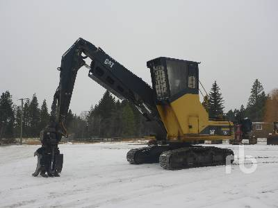 1999 CATERPILLAR 325B L Crawler Short Wood Log Loader