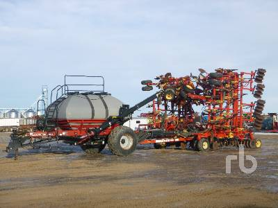2008 BOURGAULT 5710 Series II 59 Ft Air Drill