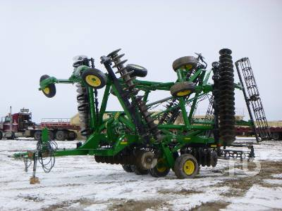 2013 JOHN DEERE 2623VT 29 Ft 3 In. Tandem Disc