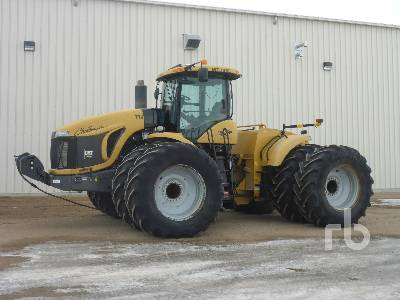 2008 CHALLENGER MT965B 4WD Tractor