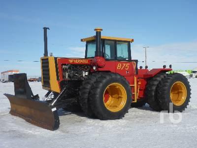 1981 VERSATILE 875 4WD Tractor