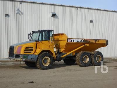 2003 TEREX TA27 6x6 Articulated Dump Truck