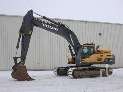 2012 VOLVO EC380DL Hydraulic Excavator