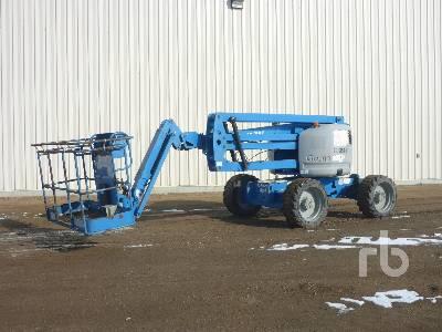 2012 GENIE Z45/25J 4x4 Boom Lift
