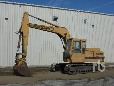JOHN DEERE 690B Hydraulic Excavator