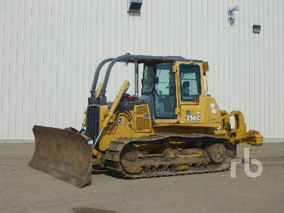 2005 JOHN DEERE 750C LGP Series II Crawler Tractor