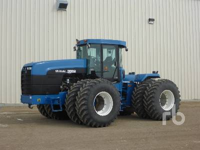 1996 NEW HOLLAND 9682 Versatile 4WD Tractor