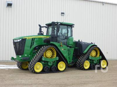 2016 JOHN DEERE 9520RX Track Tractor