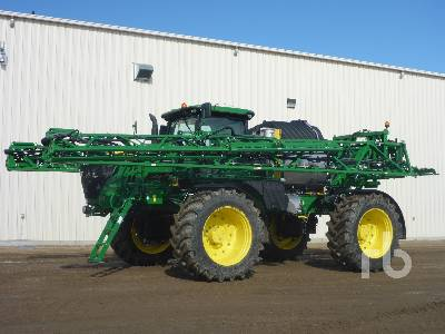 2018 JOHN DEERE R4045 120 Ft Sprayer