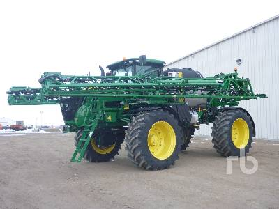 2018 JOHN DEERE R4045 120 Ft High Clearance Sprayer