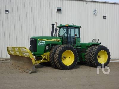 2004 JOHN DEERE 9220 4WD Tractor