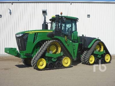 2017 JOHN DEERE 9620RX Track Tractor
