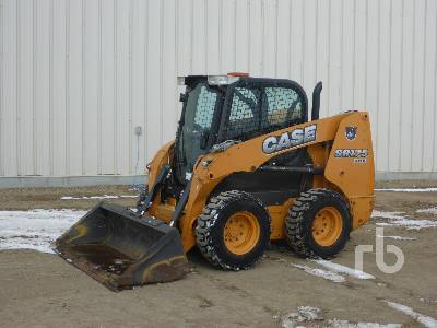 2014 CASE SR175 2 Spd Skid Steer Loader