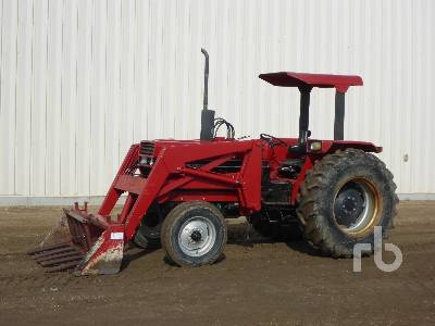 CASE 885 2WD Tractor