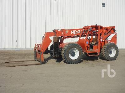 2005 JLG APACHE 10042 Legacy 10000 Lb 4x4x4 Telescopic Forklift
