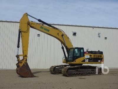 2008 CATERPILLAR 345DL Hydraulic Excavator