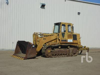 1993 CATERPILLAR 973 Crawler Loader