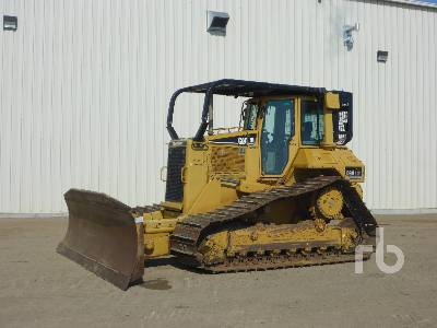 2007 CATERPILLAR D6N LGP Crawler Tractor