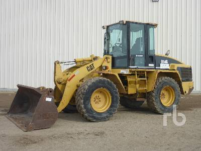 1996 CATERPILLAR 914G Wheel Loader