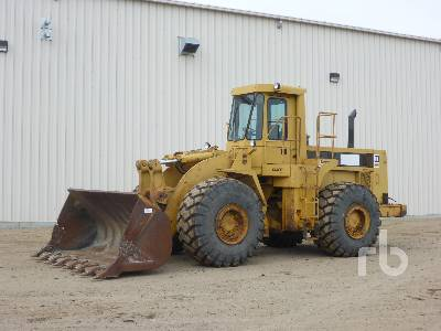 1979 CATERPILLAR 980C Wheel Loader