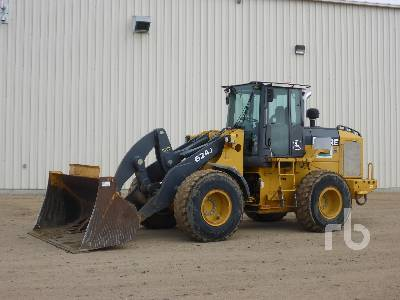 2005 JOHN DEERE 624J Wheel Loader