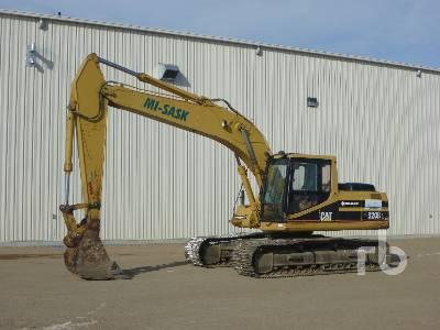 1997 CATERPILLAR 320BL Hydraulic Excavator