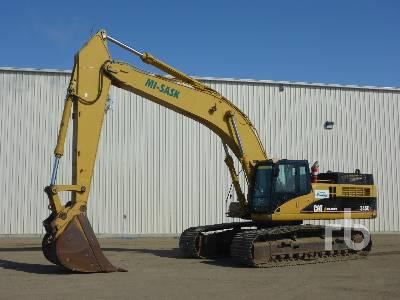 2006 CATERPILLAR 345CL Hydraulic Excavator