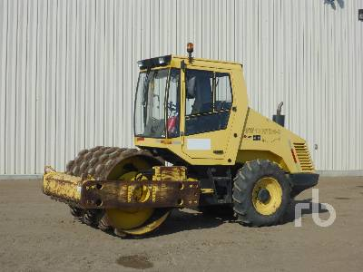 2004 BOMAG BW177PDH-3 Vibratory Padfoot Compactor