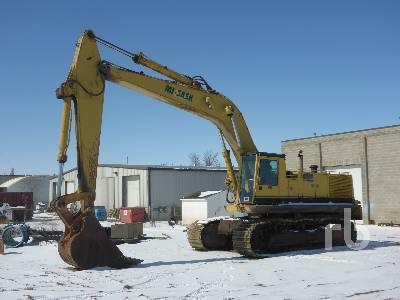 1989 CATERPILLAR 245B Hydraulic Excavator