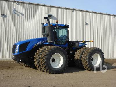 2015 NEW HOLLAND T9.565HD 4WD Tractor