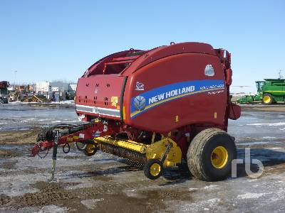 2015 NEW HOLLAND RB560 Round Baler