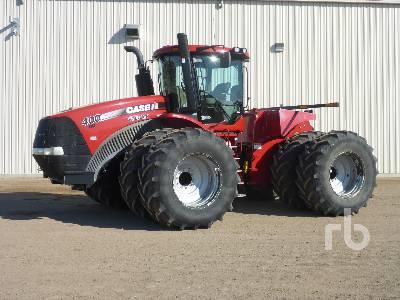 2013 CASE IH STEIGER 400HD 4WD Tractor